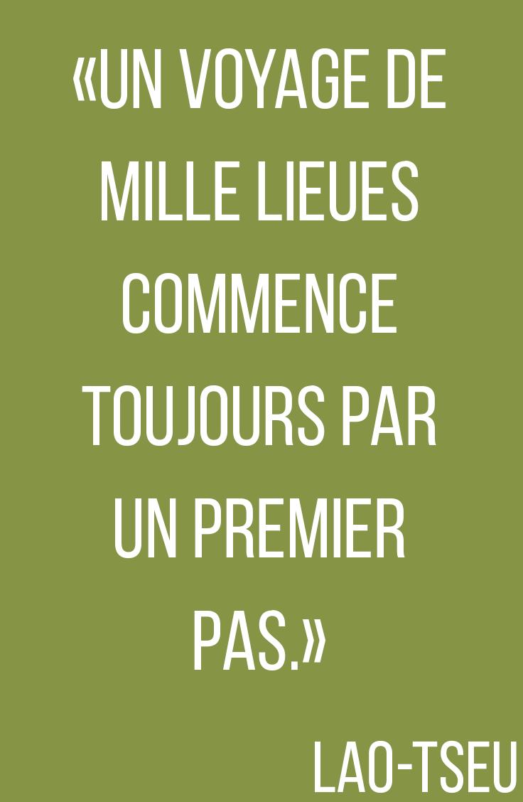 Un Voyage De Mille Lieues Commence Toujours Par Un Premier Pas : voyage, mille, lieues, commence, toujours, premier, Voyage, Mille, Lieues, Commence, Toujours, Premier, Pas.