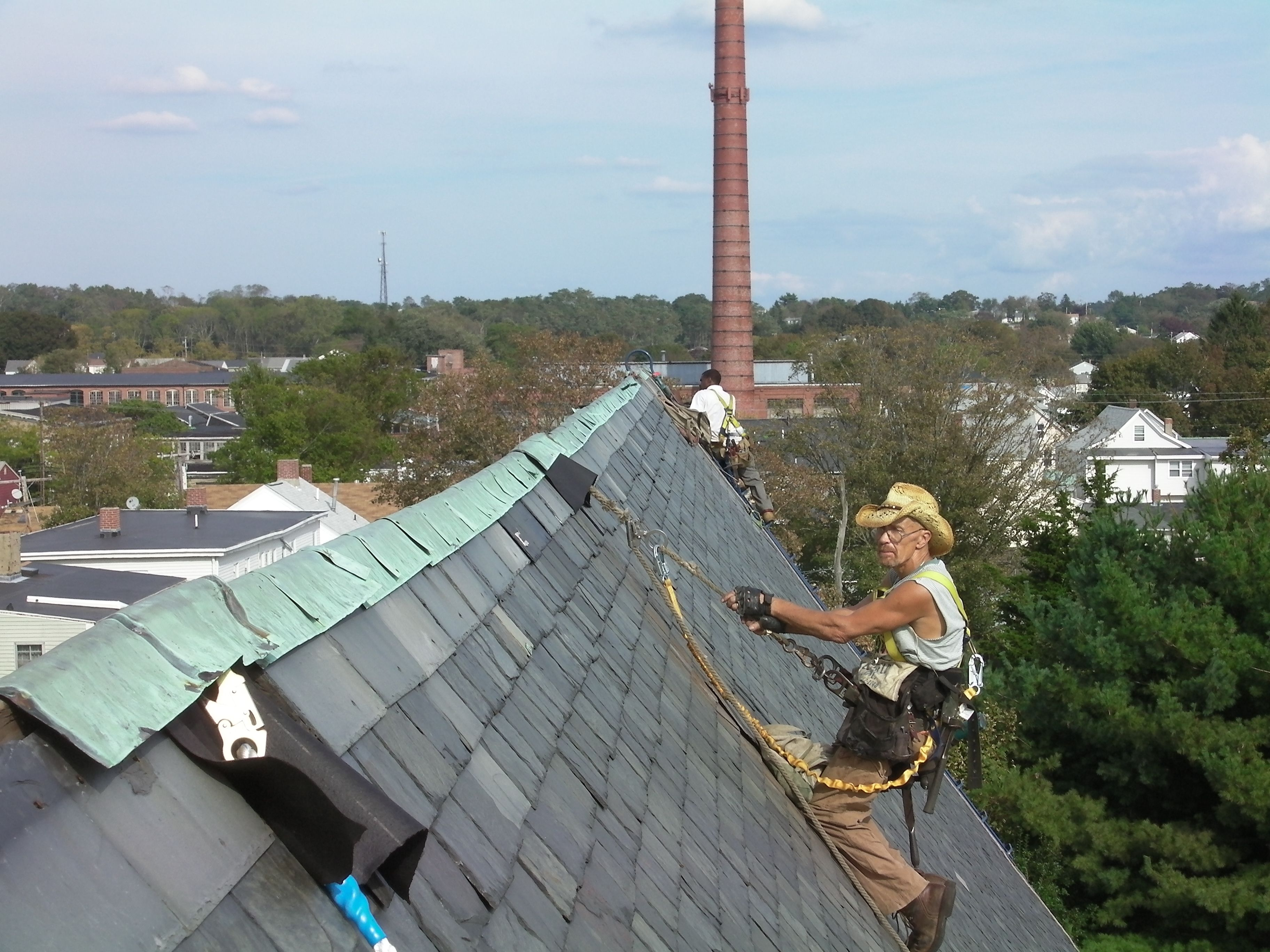 It S The Most Beautiful And Durable Roofing Material Known To Man For Centuries It S Been The Roofing Material Of Roof Architecture Modern Roofing Slate Roof