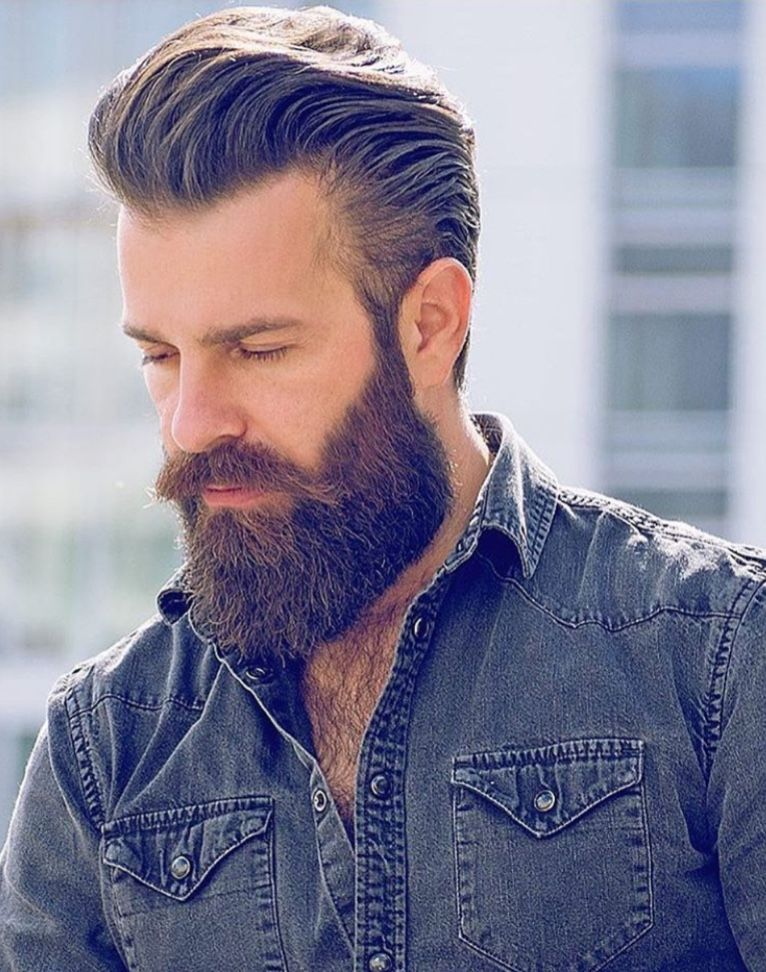 pin by andrew lawrence on beards and more cortes de. Black Bedroom Furniture Sets. Home Design Ideas