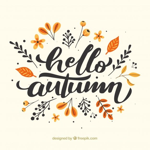More than a million free vectors, PSD, photos and free icons. Exclusive freebies and all graphic resources that you need for your projects #helloautumn