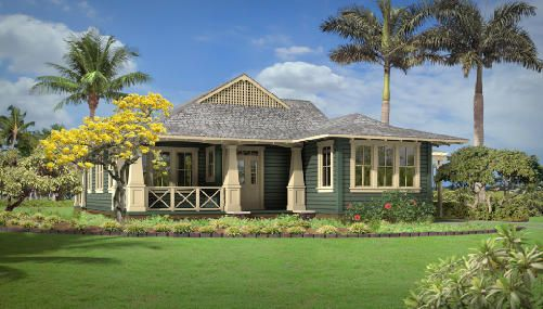 Hawaiian plantation style home home design and style for Hawaiian plantation home plans
