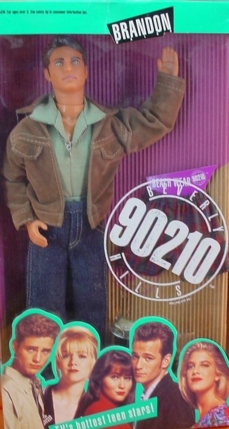 Brandon Doll From 90210 25 Dolls From 90s Tv Shows Youll Never Play With Again