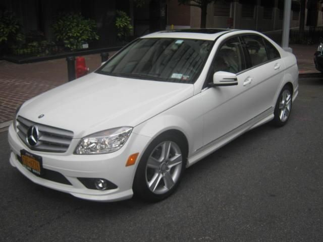 2010 Mercedes Benz C300 4matic Sport Usedcars Www