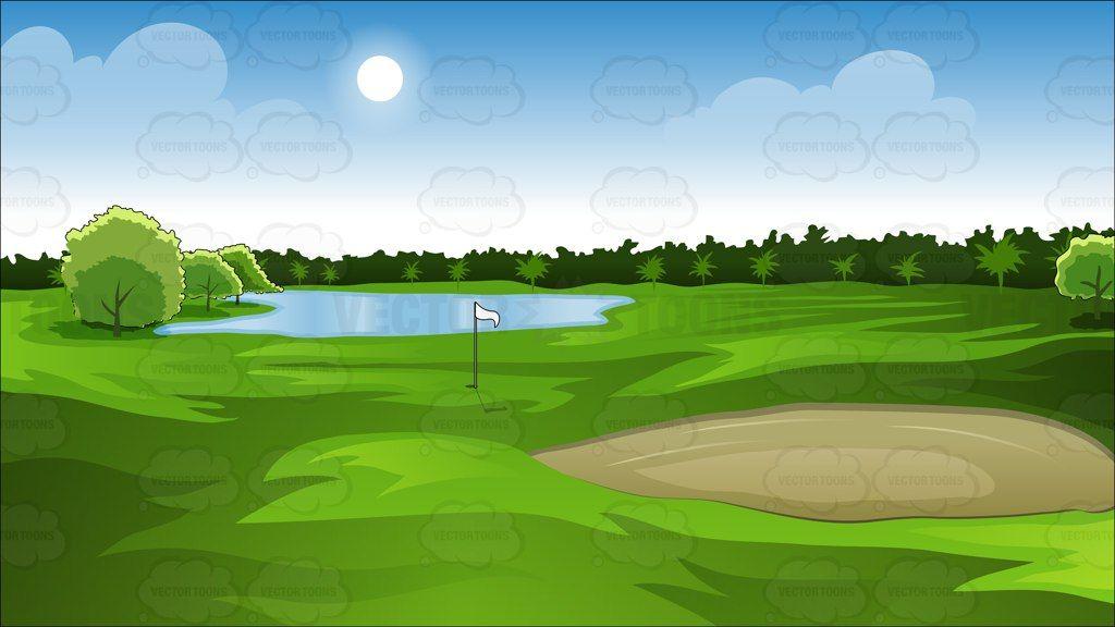 Green Golf Course Background Golf Courses Golf Golf Green