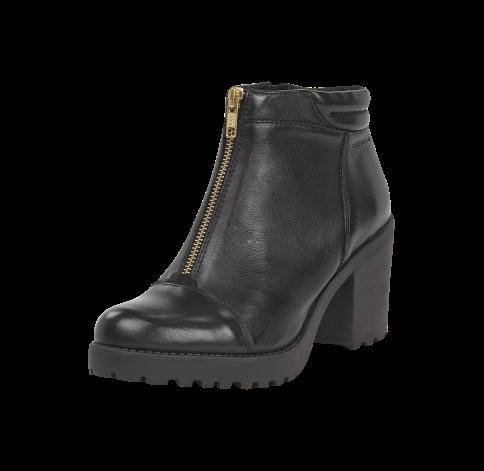 VAGABOND Stiefeletten mit Reißverschluss in Grau / Schwarz online kaufen  (9141272)