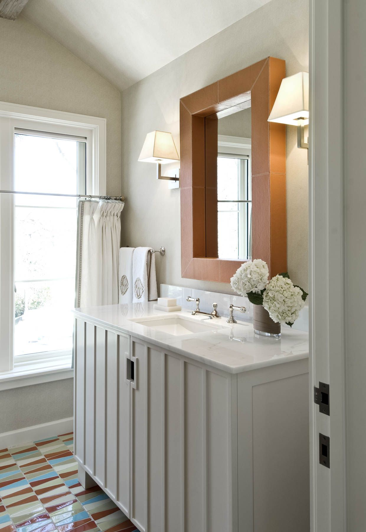 sophisticated retreat - Collins Interiors | BATHROOM | Pinterest ...