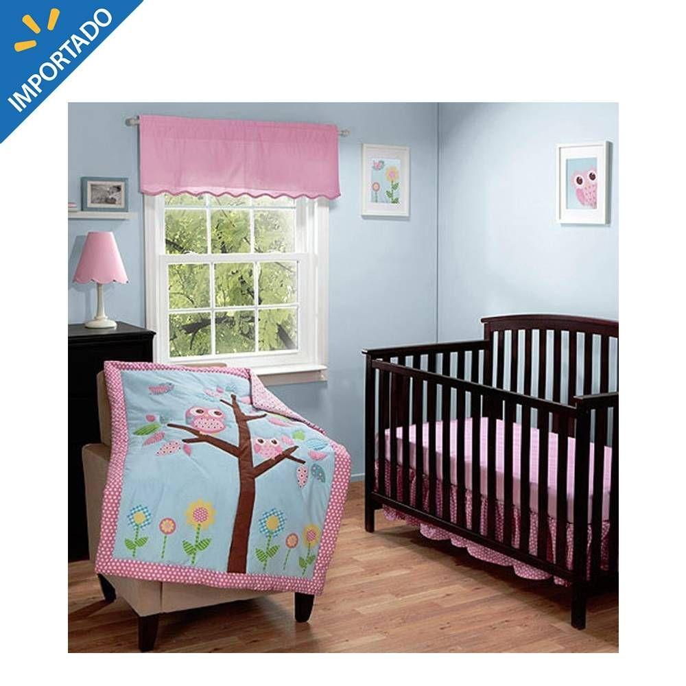 Kit de Cuna Baby Boom Multicolor 4 piezas | Pinterest | En walmart ...