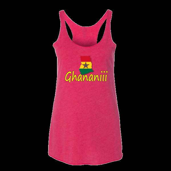 Ghananiii Women's tank top