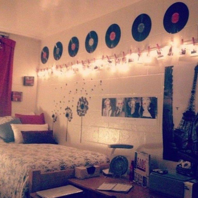 45 Wonderful Diy Projects Dorm Room Design Ideas Dorm Room Wall