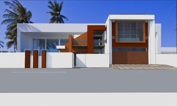 Projet De Construction D Une Villa A Dakar Au Senegal Immeuble