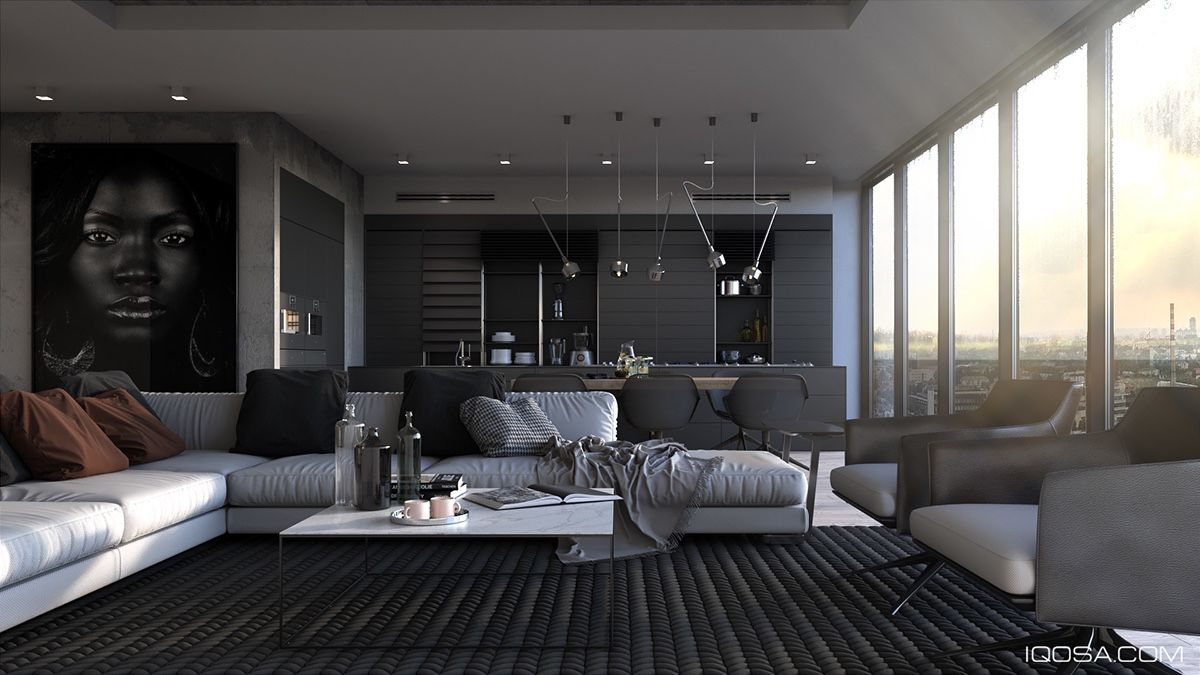 Inspiring Examples Of Use Of Grey In Luxury Interior ...