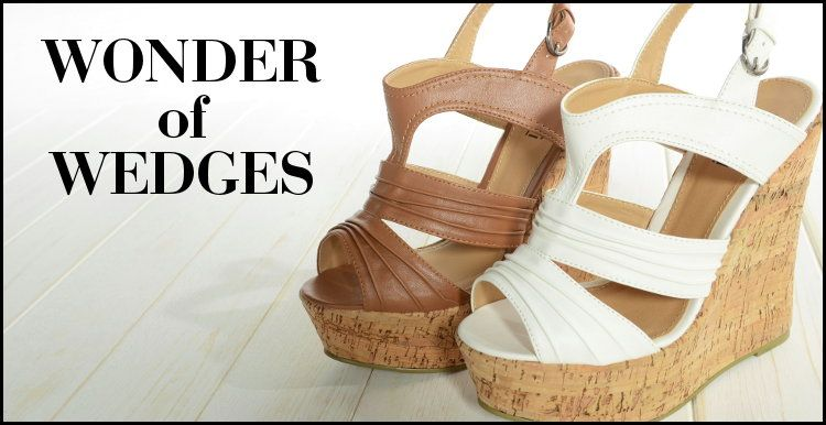 Linzi Shoes Fashion Shoes for Fashion People - Celebrity Style On A Budget - Wedges of Wonder