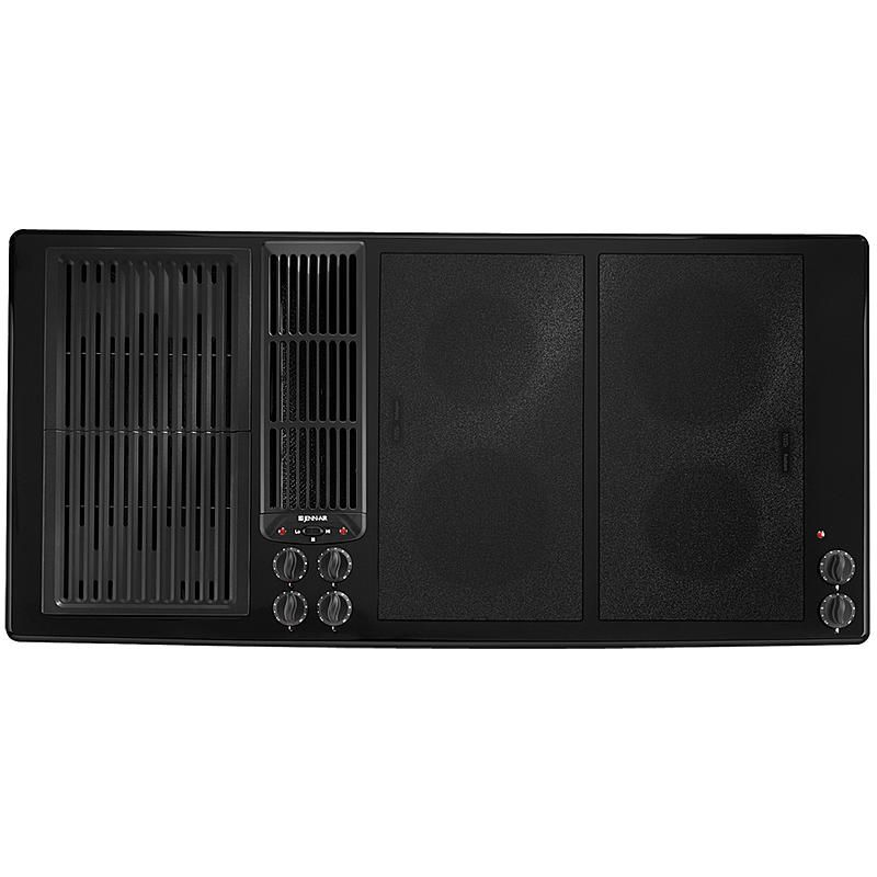 Jenn Air Jed8345adb 45 Quot Electric Downdraft Cooktop With