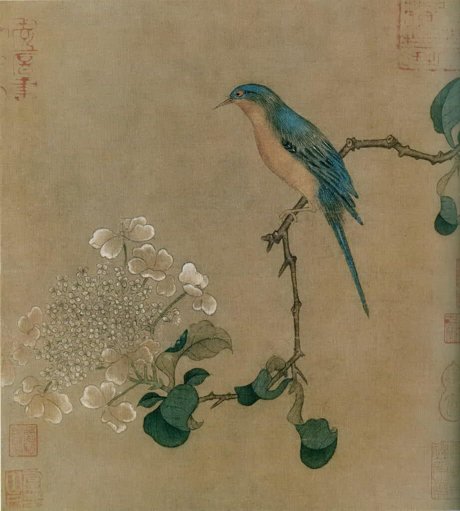 Pin By אילת חן Ayelet Chen On Art Far East Winged Paintings Chinese Art China Art Japanese Art