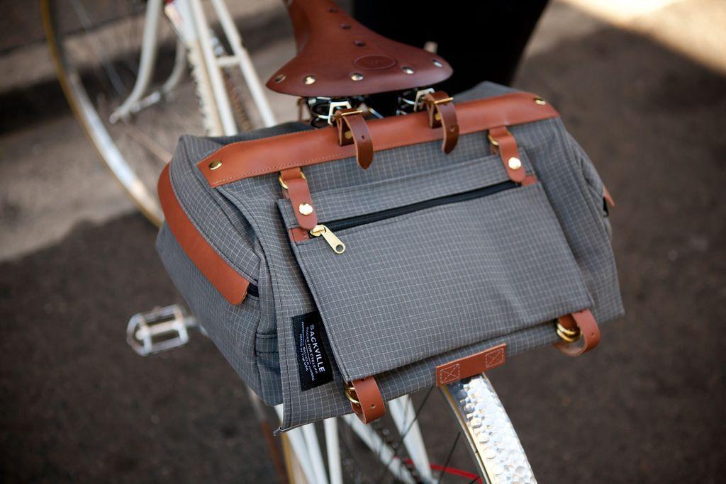 Rivendell Sackville Bag - Bikes by Delightful Cycles