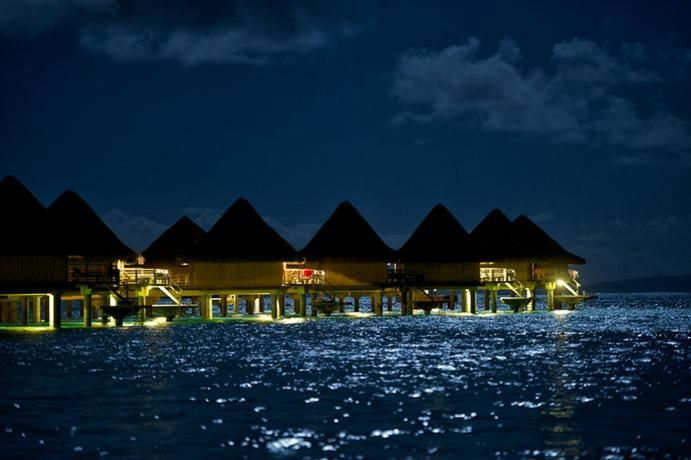 World Hotel Finder - InterContinental Bora Bora Le Moana Resort