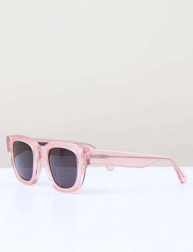 Acne Frame Sunglasses- Peach