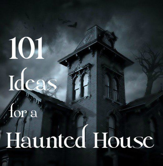 Haunted houses can be elaborate commercial ones, homemade basement - halloween haunted house ideas