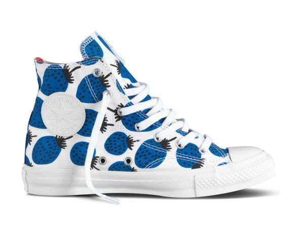 Happy Feet  Converse x Marimekko Shoes Spring 2013  507a29b8f687