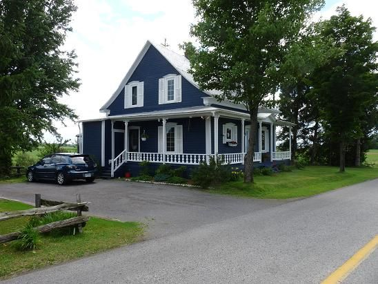 Maison de campagne gentilly d coration ext rieure pinterest verandas - Pinterest maison de campagne ...