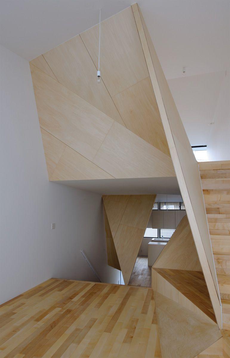 New Kyoto Town House - Alphaville Architects