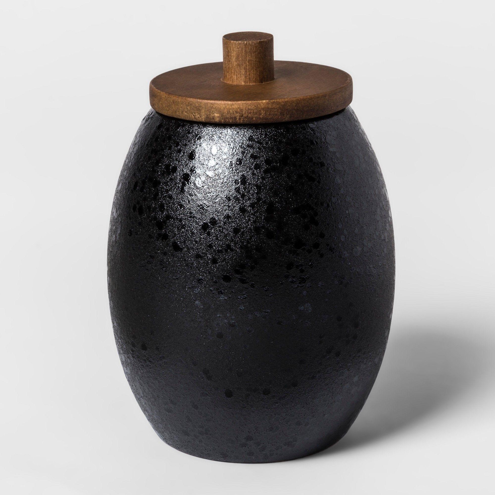 Decorative Container - Black - Project 62 | Decorative ...