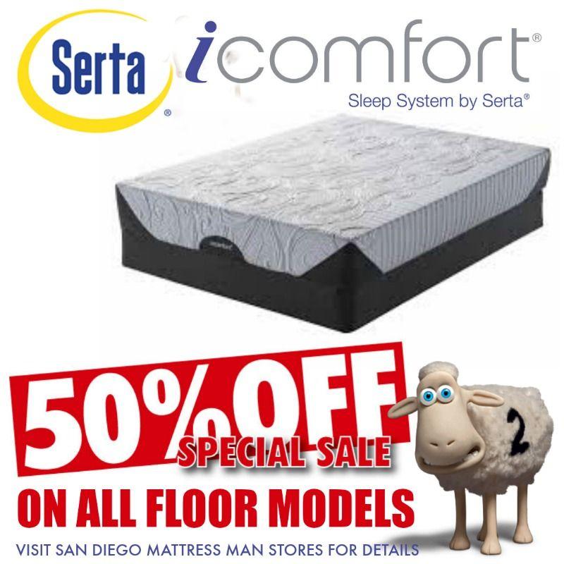 Serat I Comfort Mattress Floor Model Up To 50 Off Models Visit