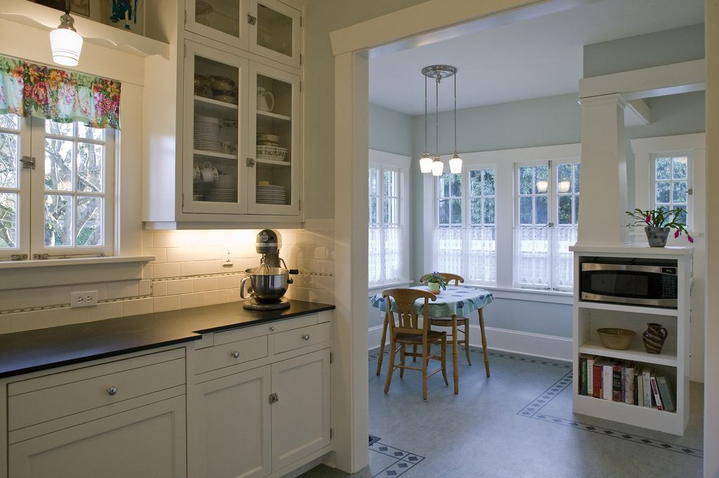 craftsman design and renovation home bungalow kitchen craftsman rh pinterest ca