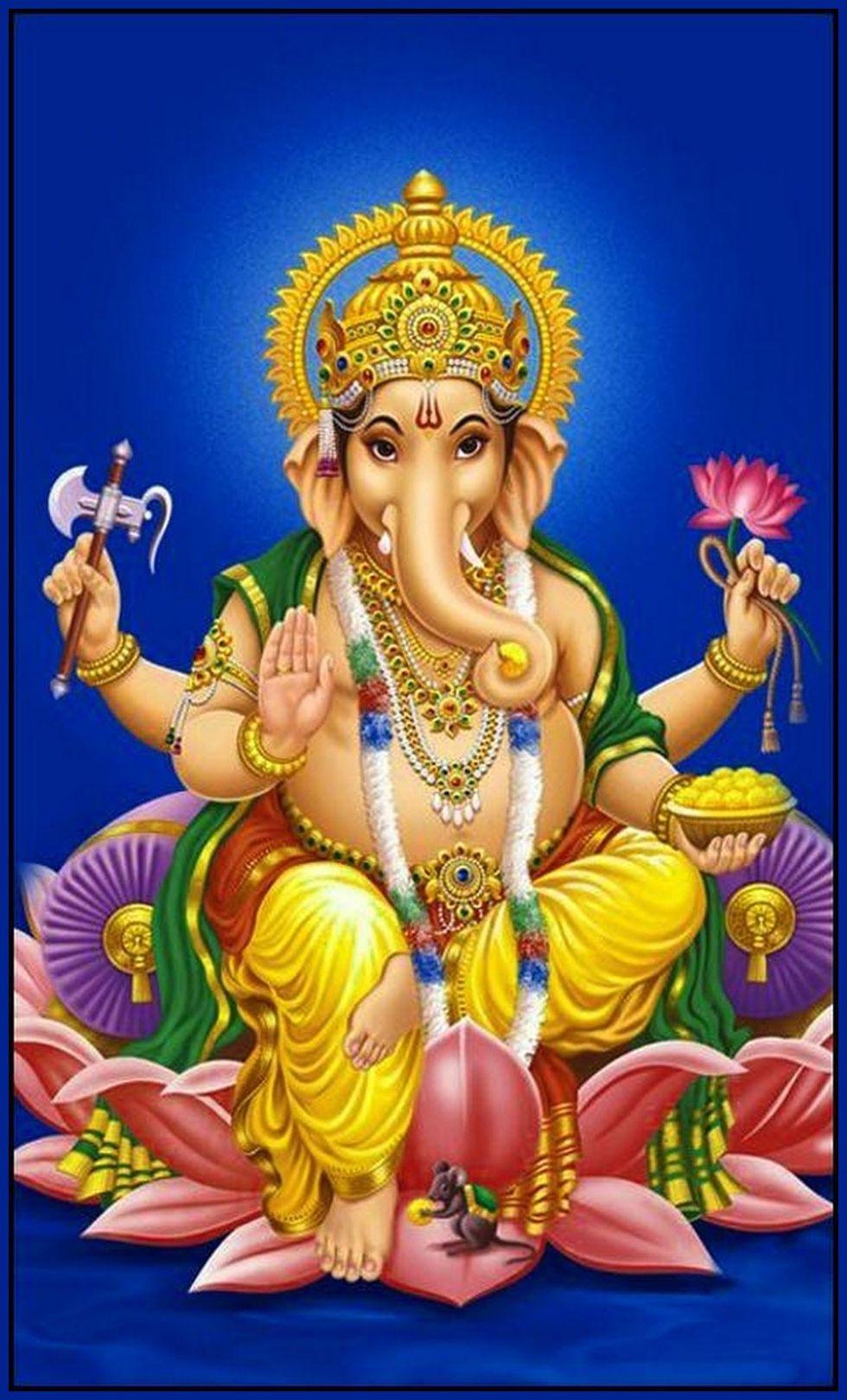 Best Lord Ganesha Vinayagar Pillaiyar Hd Images Wallpapers Ganesh Chaturthi 13 September 2018 Ganesh Images Lord Ganesha Paintings Lord Ganesha
