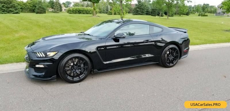 2017 Ford Mustang Shelby Gt350 Ford Mustang Forsale Usa Ford
