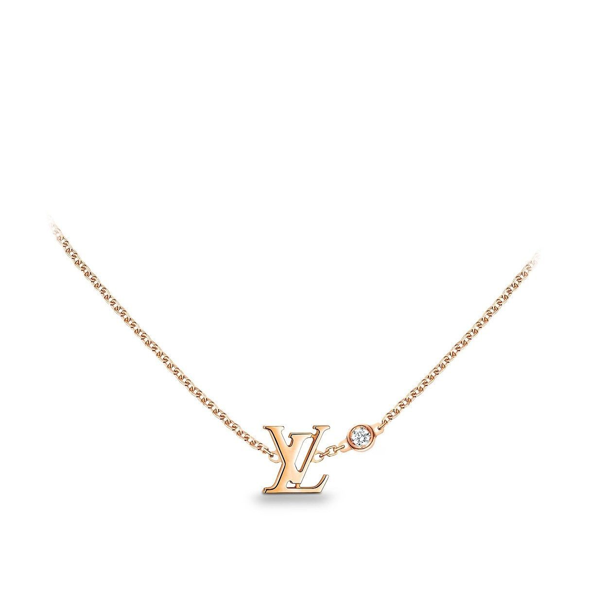 7d7eb96bf4 Idylle Blossom LV Pendant, Pink Gold and Diamond in Women's Jewellery and  Timepieces Fine Jewellery collections by Louis Vuitton