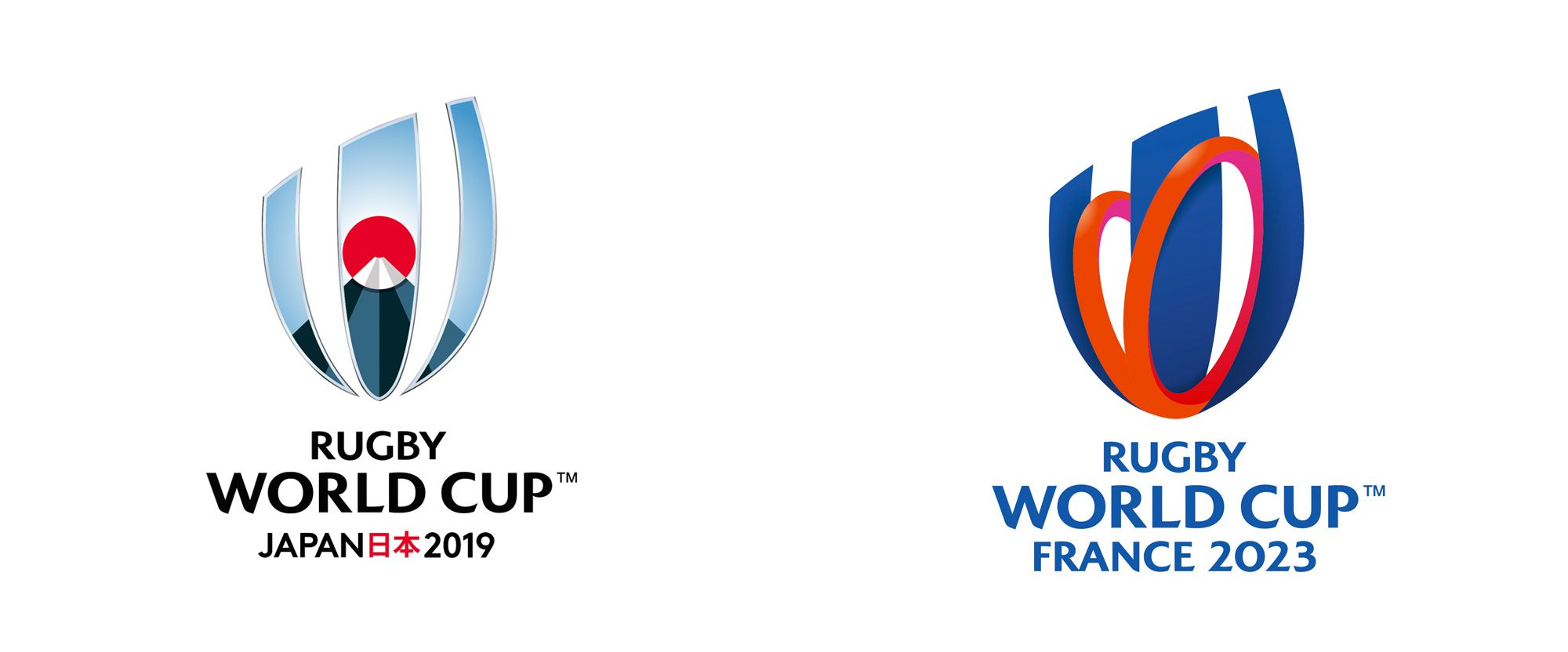 New Logo For Rugby World Cup Rugby World Cup World Cup Rugby