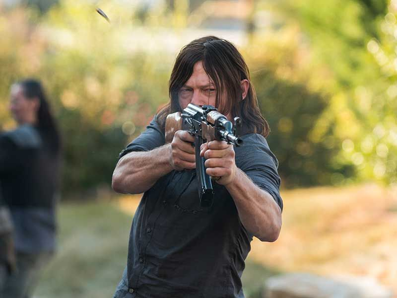 The Walking Dead Synchronisation