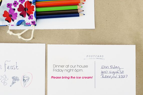 Printable Dinner Feast Invitations Dinner party invitations, DIY