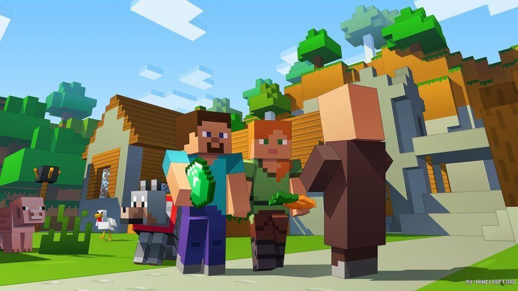 Minecraft Spielen Deutsch Minecraft Pocket Edition Jetzt Spielen - Minecraft pe jetzt spielen