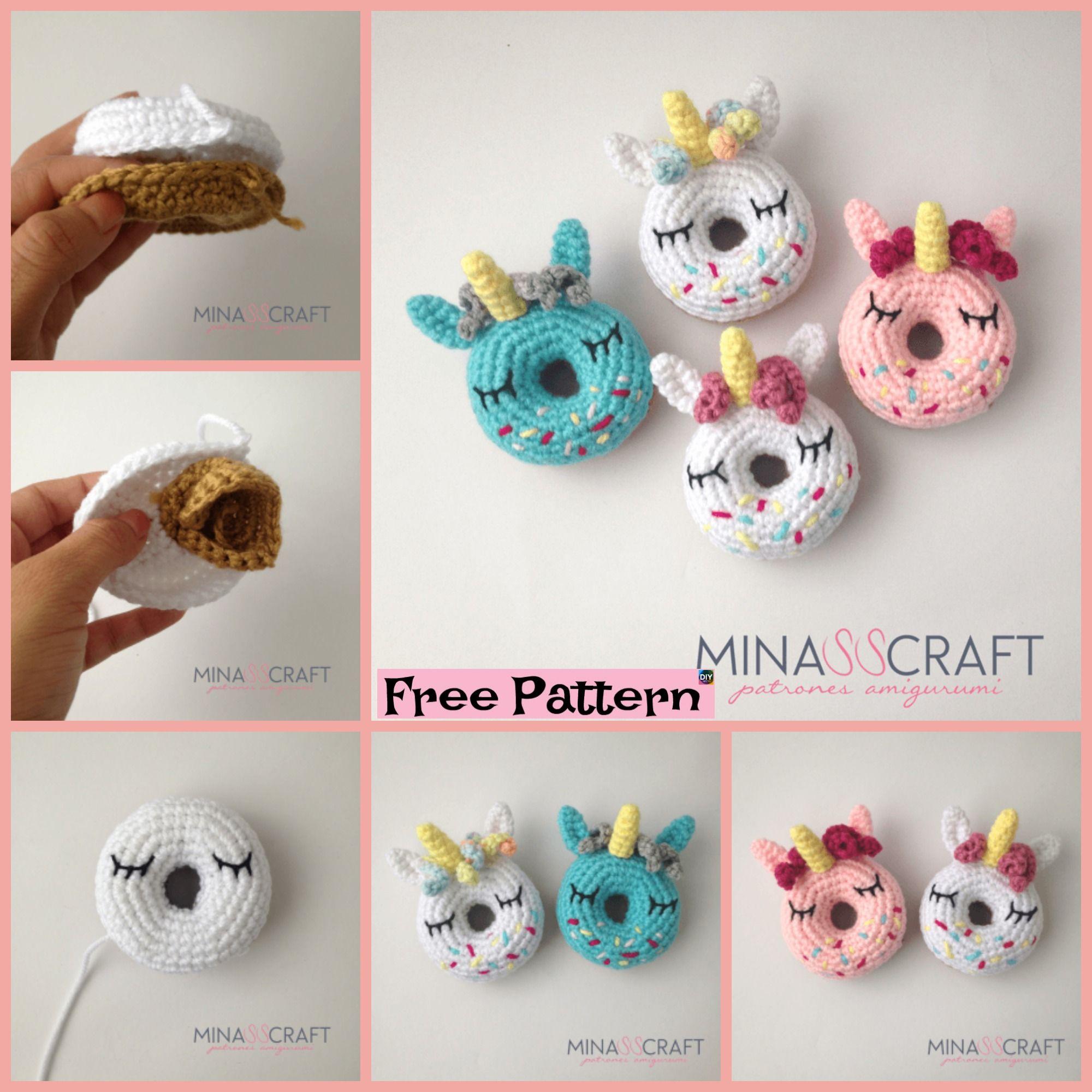 Unicorn Amigurumi crochet - YouTube | 2000x2000
