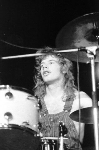 Bill Bruford, formerly of Yes and King Crimson (not to ...