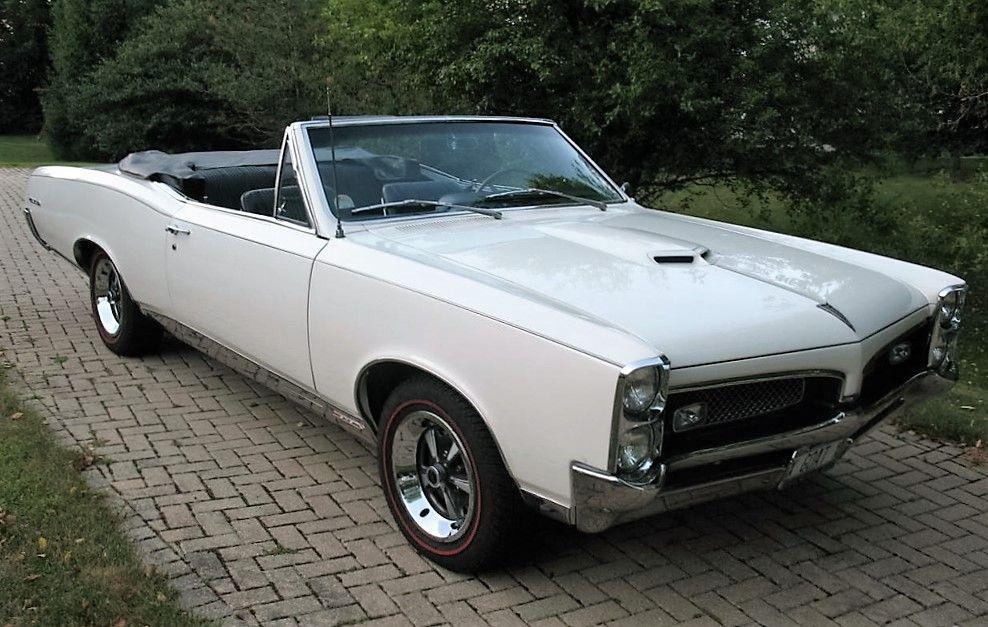 24++ 1967 pontiac gto convertible Wallpaper