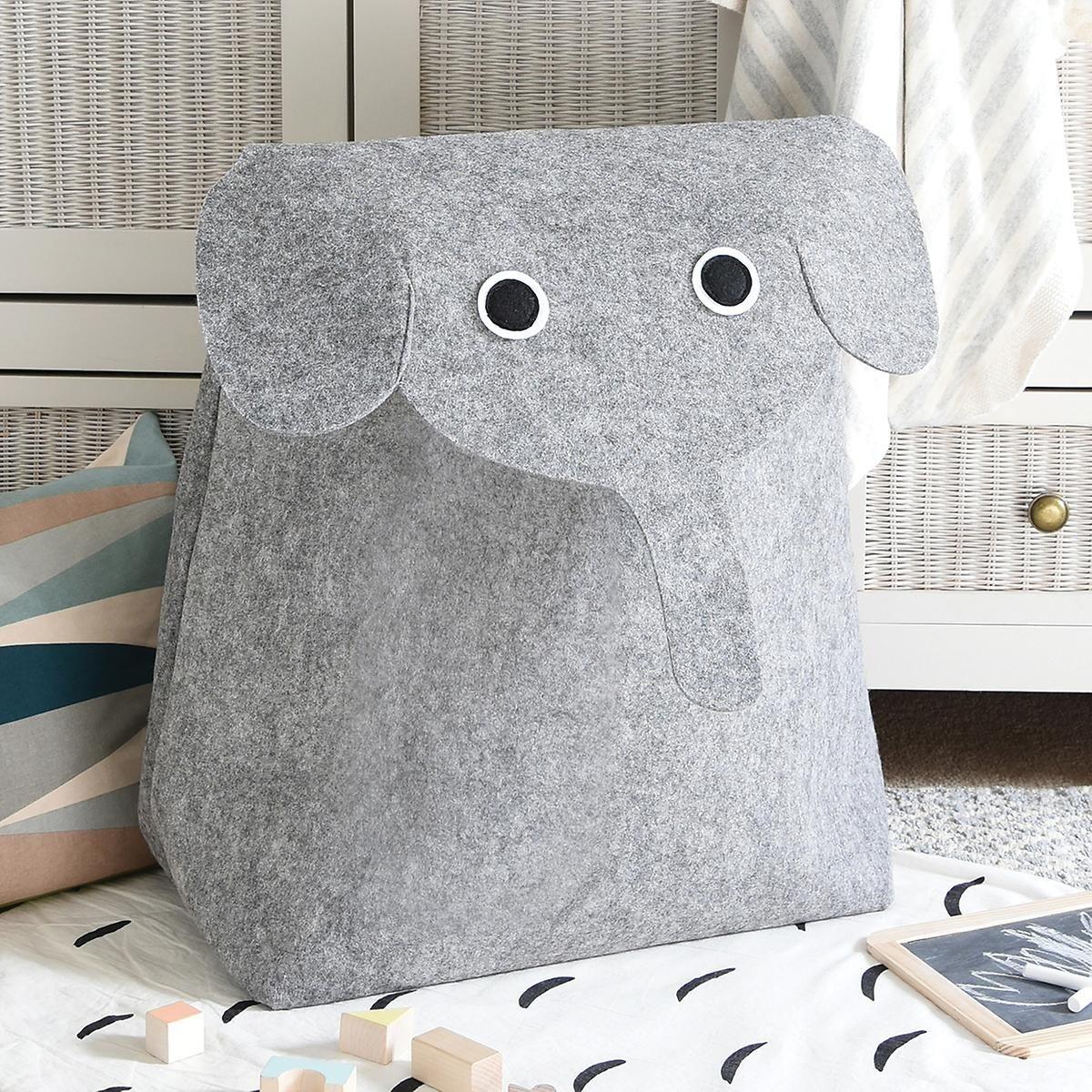 Little Stackers Elephant Hamper Elephant Hamper Laundry Hamper