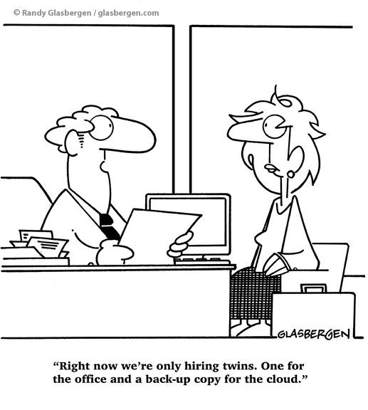 Contact Us Funny >> Cloud Services Contact Us For More Info Job Humor Hr