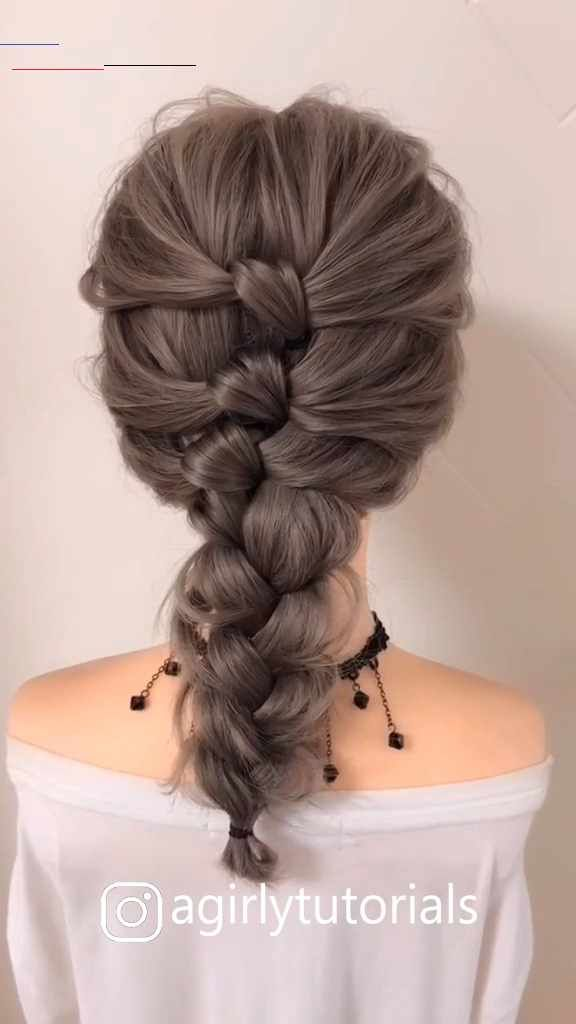 10 Amazing Hairstyles Fashion Tutorial for 2020 Part 2 - #diyhairstyles | Hair styles, Ponytail ...