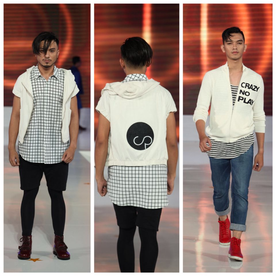 KEKINIAN by Crazy No Play on Jogja Fashion Festival 2016.
