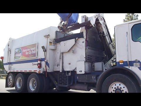 Kids Truck Video Garbage Truck Garbage Truck Trucks Kids Songs