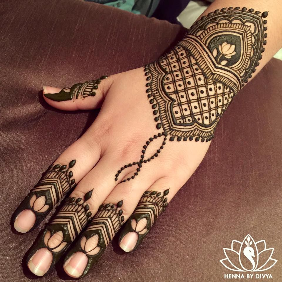 Beautiful And Easy Mehndi Designs For Eid Celebration Stuff To Buy