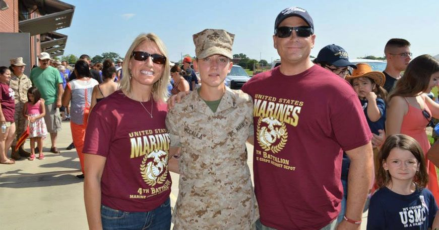 MarineParents.com, a Place to Connect & Share®