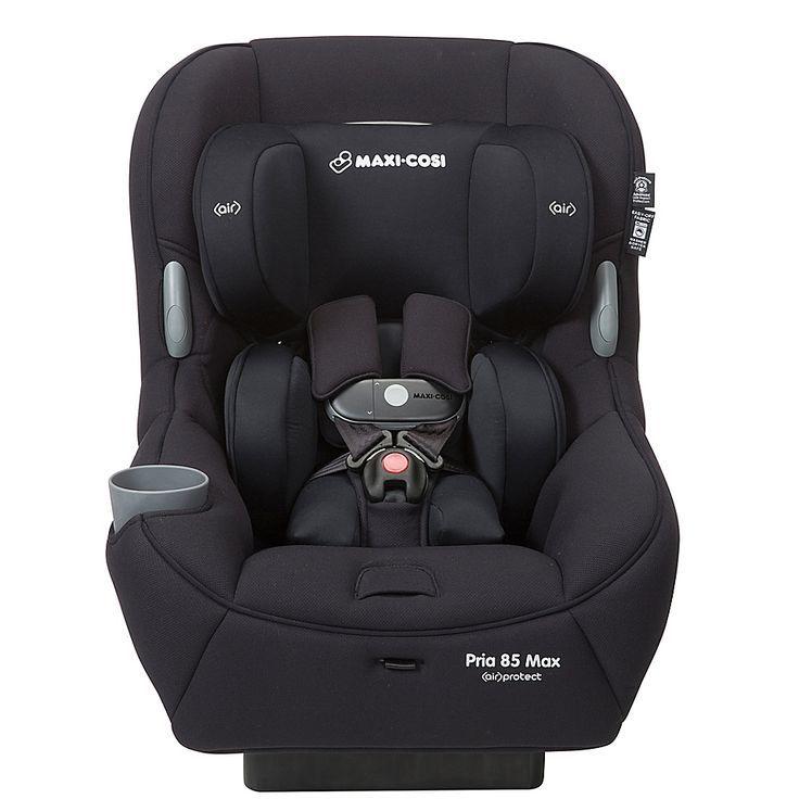 Maxi-Cosi Pria 85 Max Convertible Car Seat In Night Black ...