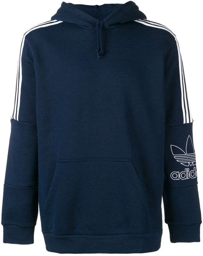 adidas outline hoodie | rashel tape | Hoodies, Mens