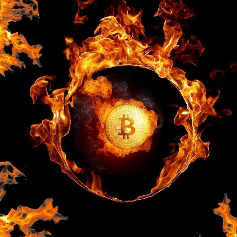 btc flame update