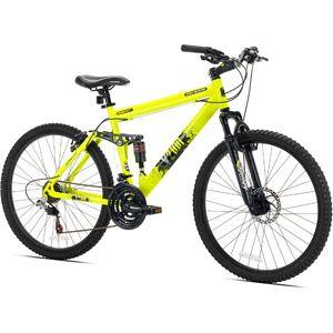 26 Genesis V2100 Men S Mountain Bike Yellow Mens Mountain Bike