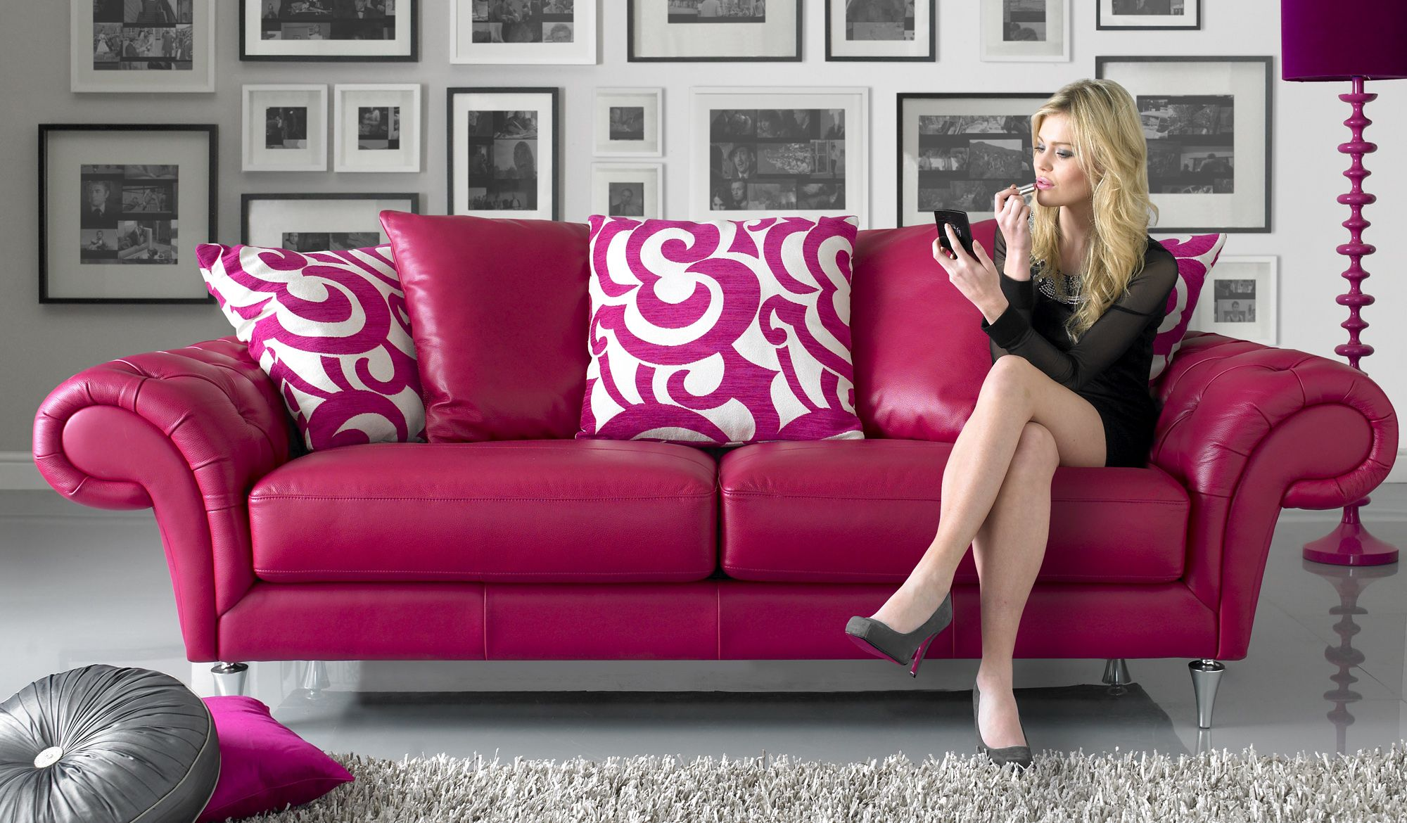 Check Out The Burlesque Sofa From Sofaworks Furniture
